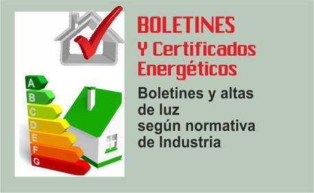 Certificados de luz
